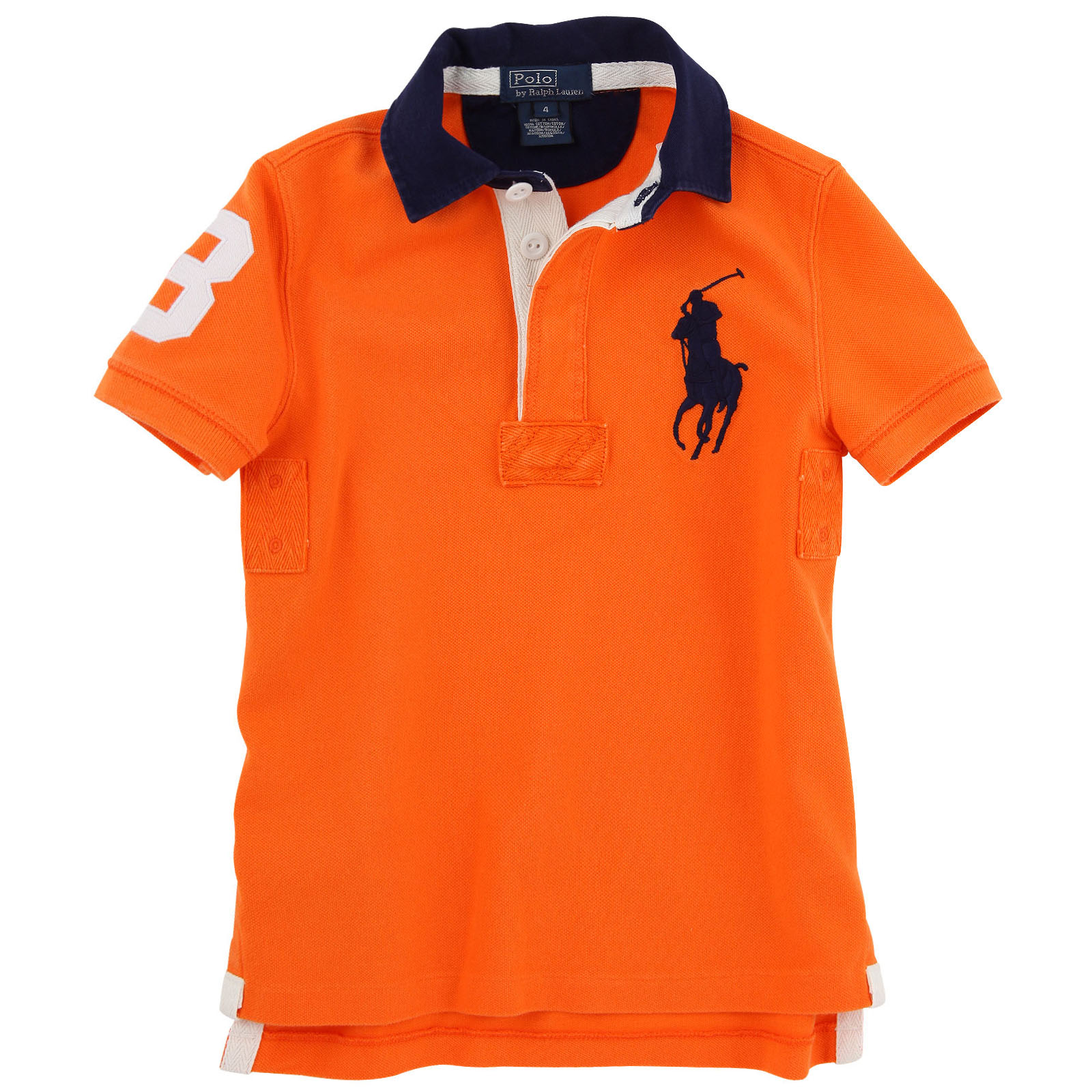 Ralph Lauren Polo Shirts Without Logo